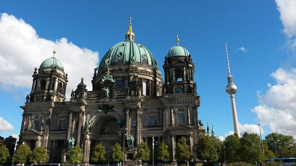 Dom, Berlin, Berlin Cathedral, Capital