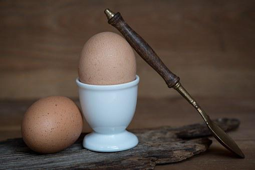 Egg, Chicken Eggs, Brown Eggs, Food, Nutrition