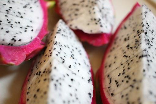 Dragon Fruit, Pitaya, Fruit, Southern Countries