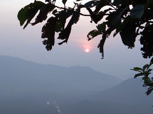 Sunset, Western Ghats, Sahyadri, Bee Rocks