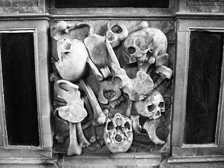 Sarcophagus, Carving, British, English, Englisch Church