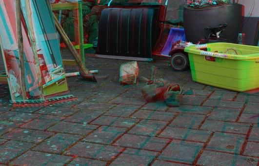 3d Anaglyph, Anaglyph, Color Anaglyph, Stereogram