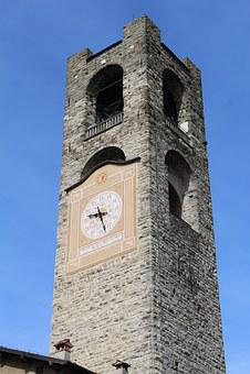 Torre, Bergamo, High City, Historical Centre