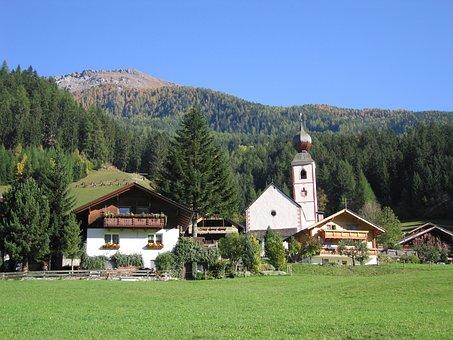 Maria Dornach, Carinthia, Mölltal, Austria, Church