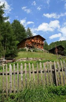 Mountain Farm, Vacation, Apriach, Carinthia, Alpine