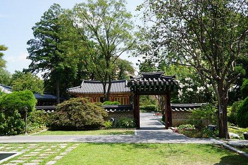 Traditional, Republic Of Korea, Construction, Korean
