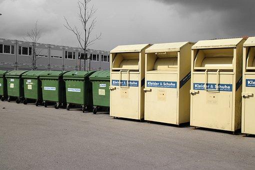 Garbage, Disposal, Waste Disposal, Recycling, Waste