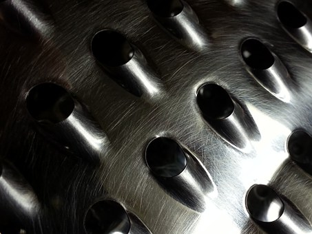 Cheese, Grater, Food, Kitchen Accessory, Metal, Steel