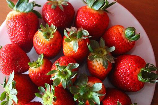 Strawberry, Fruit, Red, Red Color, Food, Fresh, Healthy