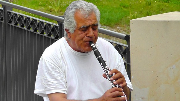 Oboe, Oboe Player, Musician, Music, Sound, Melody