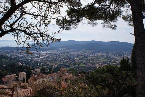 Landscapes, France, South Of France, Old Village