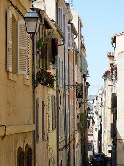 Marseille, France, Mediterranean, City, South Of France