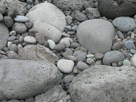 Pebbles, Rocks, Stones, Natural, Boulder, Eroded