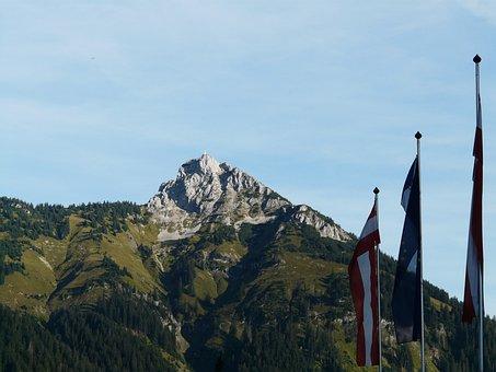 Gaichtspitze, Mountain, Austria, Tyrol