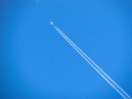 Plane, Air, Stage Length, Aeronautics, Fly