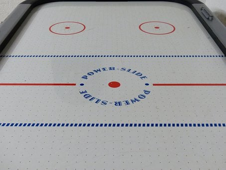 Air Hockey, Play, Leisure Pass, Game Table