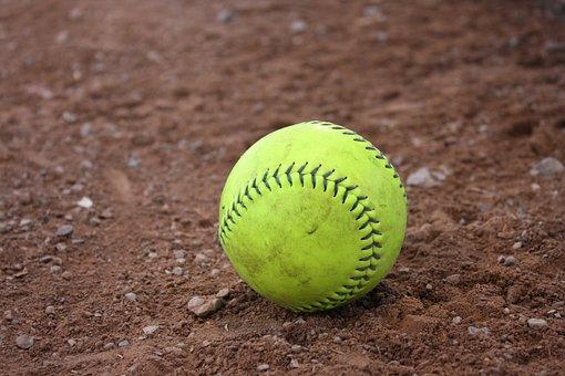 Baseball, Softball, Clay, Ball, Sport, Game, League