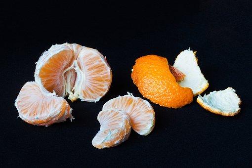 Tangerine, Mandarin Duck, Fruit, Useful, Vitamins