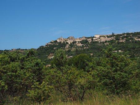 Gordes, Village, Community, City, French Community