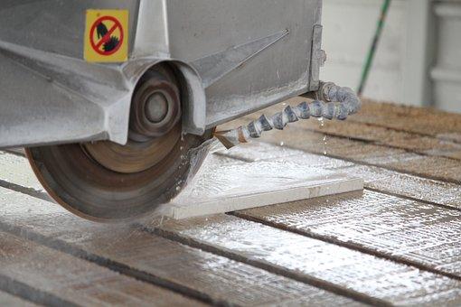 Marble, Granite, Cutting, Angular Grinding, Machine