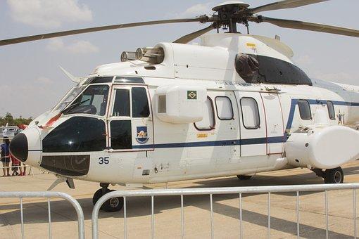 Aviation, Hunting, Helicopter, Party, Aeronautics