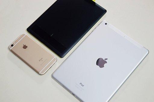 Ipad, Apple, Ipad Air, Iphone, Iphone 6s