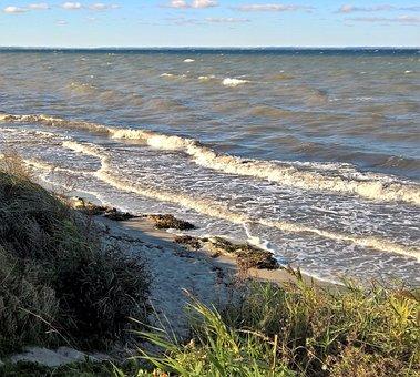 Baltic Sea, Denmark, Island As A, Off To The Beach