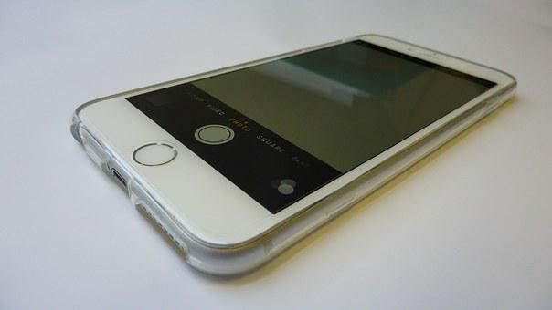 Iphone, 6, Plus, Touchscreen, Device, Mobile