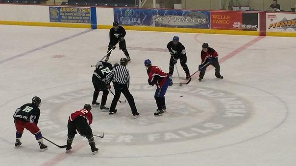 Hockey, Sports, Ga, Game, Ice, Puck, Hockey Puck