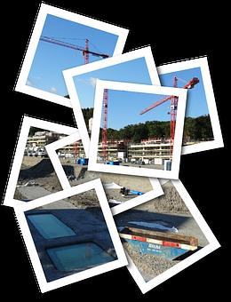 Mr, Site, Build, Crane, Baukran, Construction Work