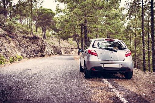 Camera, Car, Road, Mazda, Travel, Fun, Drive, View