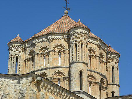 Zamora, Cathedral Of The Savior, Romanesque, Cathedral