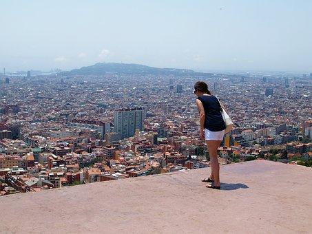 Barcelona, Spain, Europe, Catalonia, City, Tourism