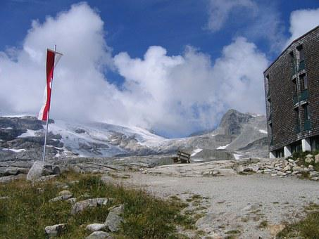 Mountains, High Tauern, Clouds, Mountain Summit