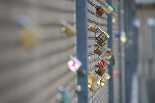 Forever, Metal, Close, Key, Open, Secret, Access