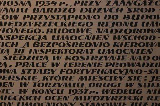 Graffitti, Letters, Polish, Military, Reinforcement
