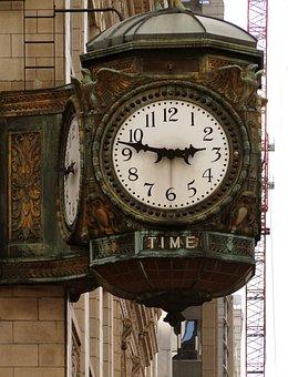 Clock, Clock Shield, Clock Tips, Wall Clock, Time