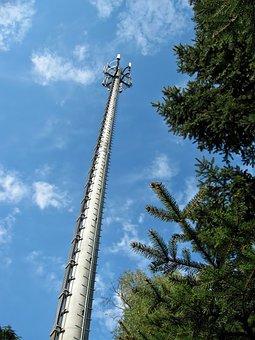 Transmission Tower, Transmitting Antenna, Relay Station