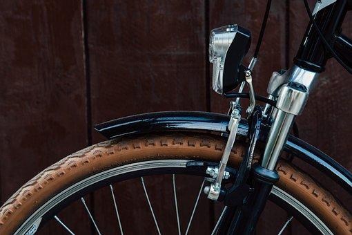 Bike, Bicycle, Tire, Wheel, Spokes, Transportation