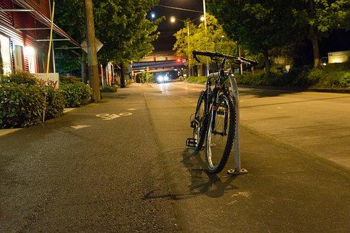 Bike, Bicycle, Cyclist, City, Urban, Fitness, Street