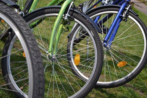 Bike, Bicycles, Wheels, Tire, Tyres, Inner Tubes