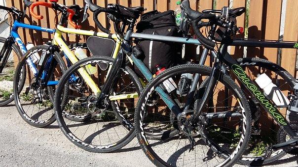 Cyclocross, Bike Ride, Alpine, Austria, Transalp, Bike