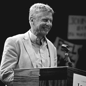 Gary Johnson, President, Election, 2016, Presidential