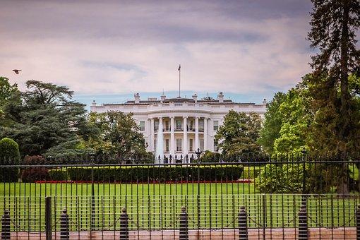 White, House, Wa Dc, White House, Architecture