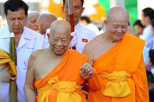 Buddhists, Supreme Patriarch, Patriarch, Priests, Monk