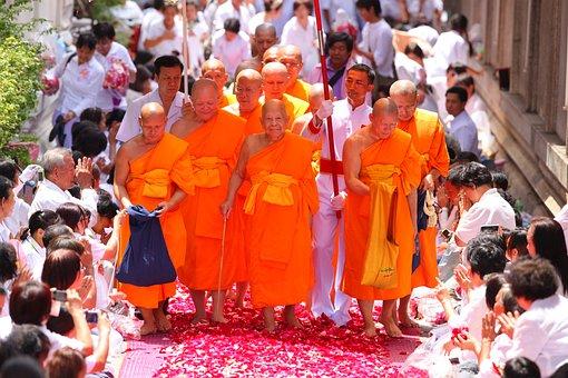 Supreme Patriarch, Buddhists, Patriarch, Priests, Monk