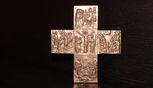 Cross, Jesus, Faith, Christ, Bronze Cross, Religion