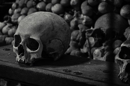 Kutna Hora, Ossuary, Bones, Skulls, Hora, Skeleton