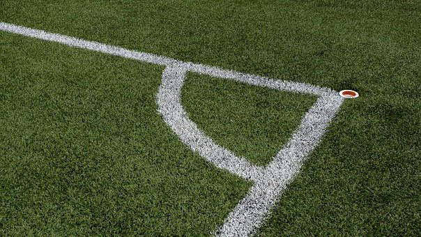 Corner, Sports, Field, Soccer, Football, Stadion, Grass