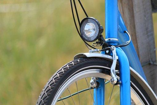 Bike, Dutch, Mature, Spoke, Spokes, Wheel, Rim, Section